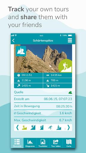 RealityMaps: 3D map with tours, GPS navigation 0.1.9.200812 screenshots 5