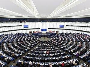 Emiciclo Parlamento europeo Strasburgo