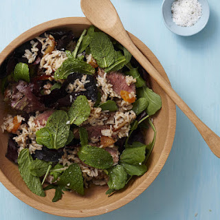 Lamb and Date Pilaf