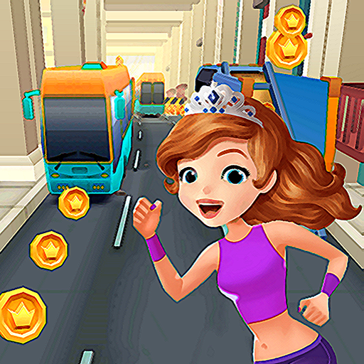 Sophia adventure Runner