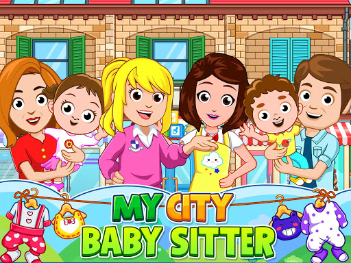 My City : Babysitter image | 12