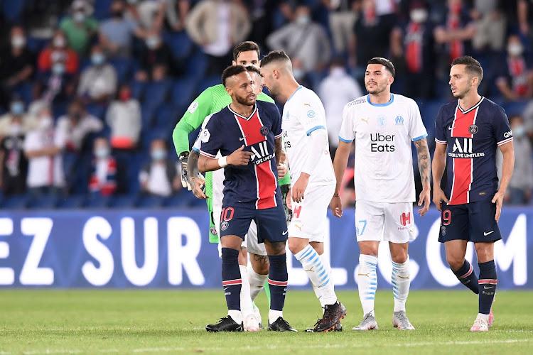 Nu beschuldigt Marseille Neymar van racisme, PSG reageert