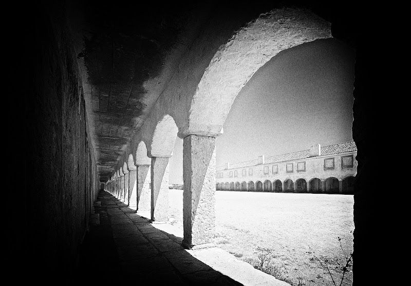 Monastero abbandonato di Patrix