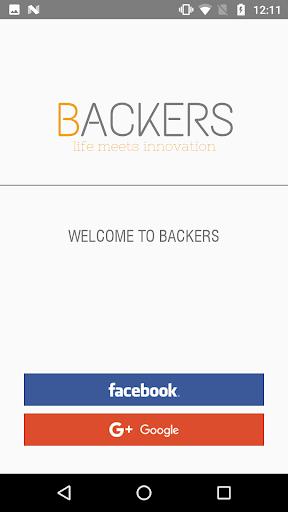 Backers Warranty screenshot 1