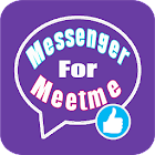 Messenger for Meetme icon
