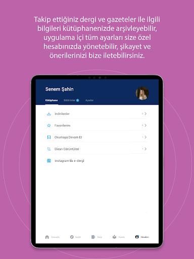 Türk Telekom e-dergi screenshot 10