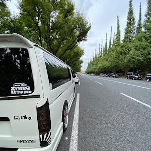 ハイエースバン TRH200V S-GL改 2010年式のカスタム事例画像 Makotin200さんの2020年09月29日22:01の投稿