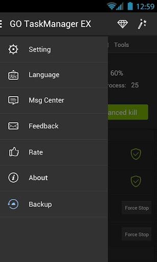 GO Cleaner & Task Manager screenshot 7