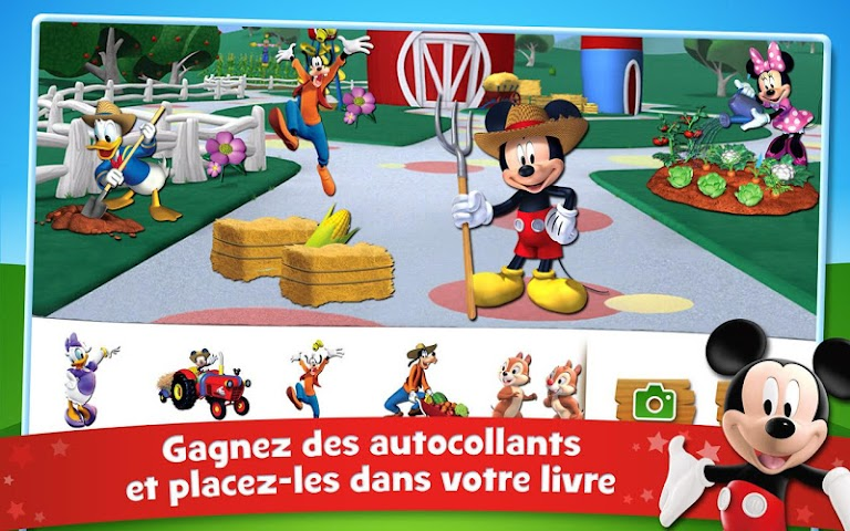 android Disney Junior Play: Deutsch Screenshot 8