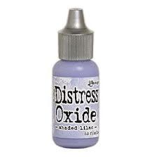 Tim Holtz Distress Oxide Ink Reinker 14ml - Shaded Lilac