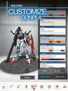 Game GUNDAM BATTLE: GUNPLA WARFARE APK for Windows Phone