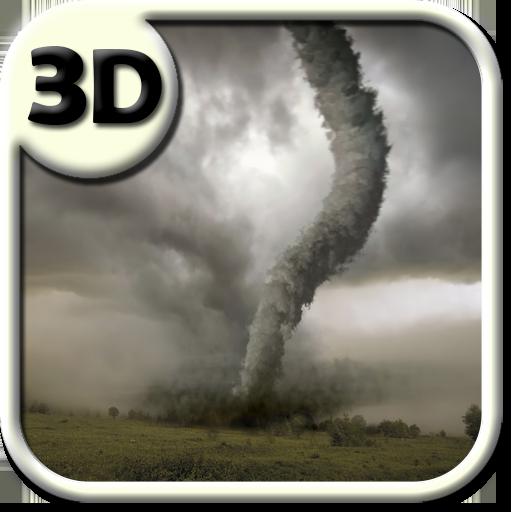 3D超級風暴動態桌布 Free 個人化 App LOGO-APP開箱王