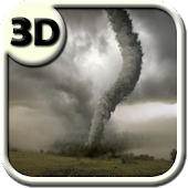 3D Super Storm Live Wallpaper