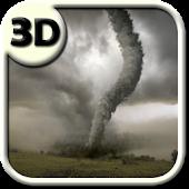 3D Super Storm Live Wallpaper