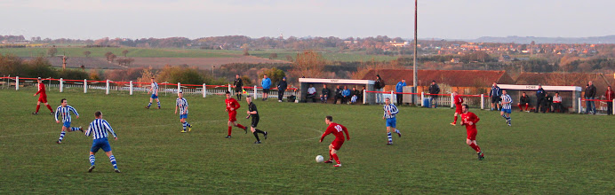 Photo: 17/04/14 v Willington (Northern League Division Two) 3-0 - contributed by Gary Spooner