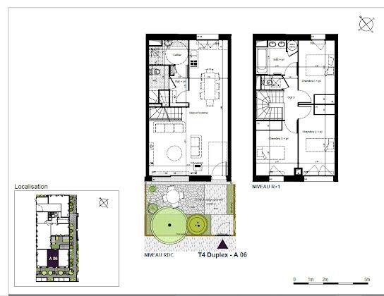 Vente appartement 84,6 m2