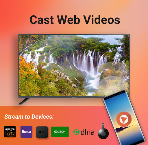 Cast to TV: Chromecast 2.142 screenshots 1