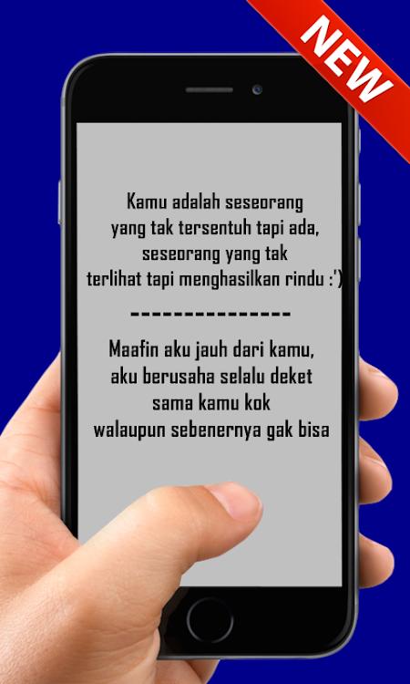 Kata Kata Kangen Pacar Ldr Romantis Android Aplikace