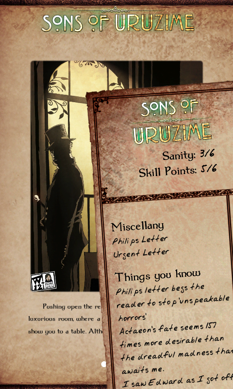 Sons of Uruzime- screenshot
