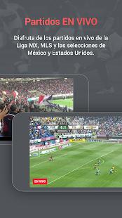 Univision Deportes: Liga MX, MLS, Fútbol En Vivo - náhled