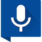Write SMS by voice Icon