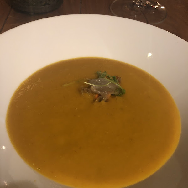 Soup of the Day ~ Carrot