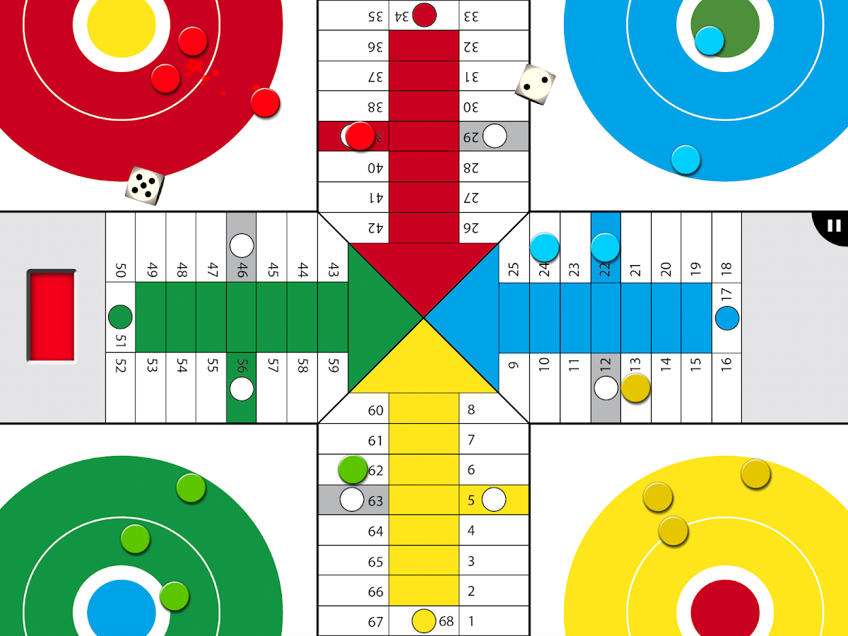 Parchis HD 3- screenshot