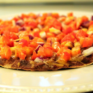 Mexican Pizza.