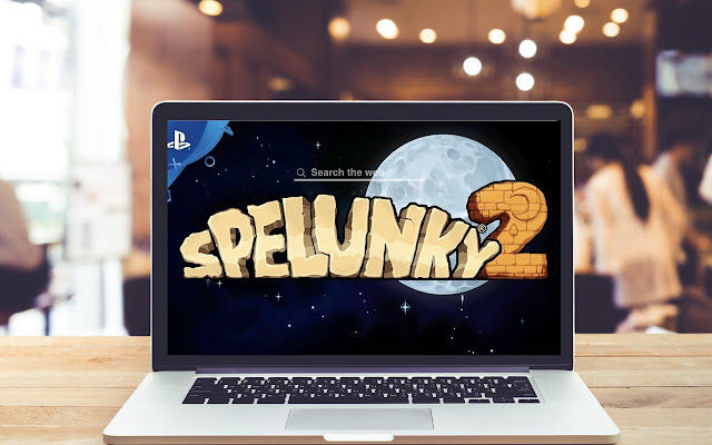 Spelunky 2 HD Wallpapers Game Theme