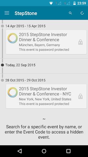 免費下載商業APP|StepStone Investor Conf. app開箱文|APP開箱王