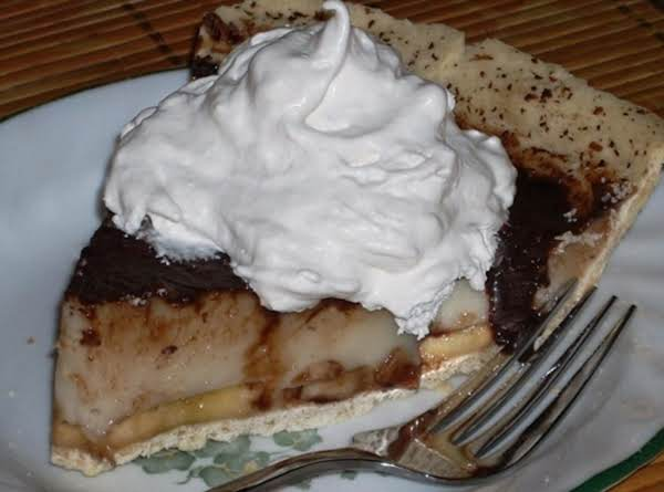 Vanilla Banana Coconut Cream Pie