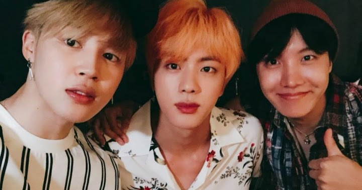 Here's What Happens When BTS's Three Scaredy-Cats Jin, J