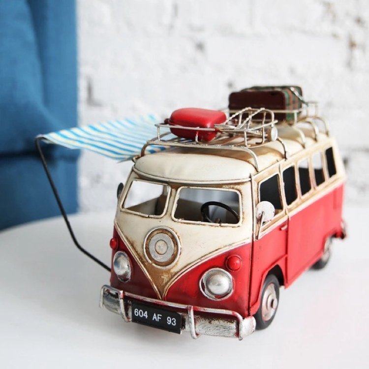 Volkswagen Camper Van Model Kit