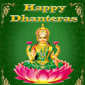 Happy Dhanteras Wishes Sms icon