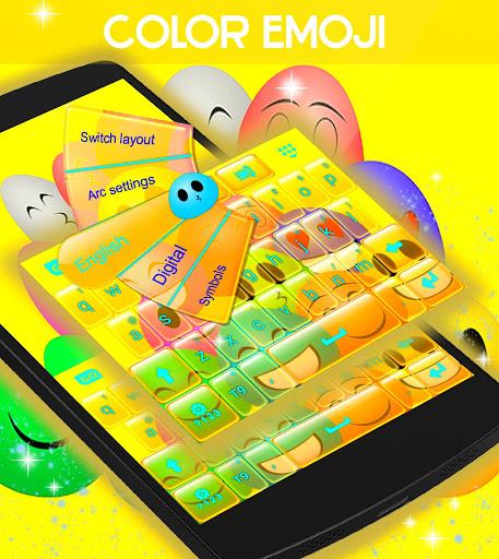 玩免費個人化APP|下載色绘文字键盘 app不用錢|硬是要APP