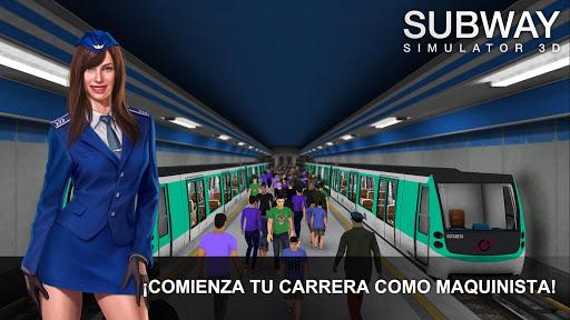 Subway Simulator 3D  trampa 1