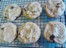 Jackie's Famous Big Chocolate Chunk Cookies Recipe