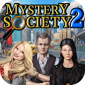 Mystery Society 2: Free Hidden Objects Games