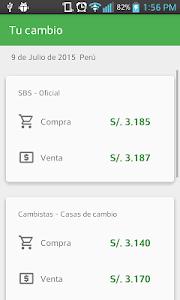 Tu cambio screenshot 1