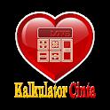 Kalkulator Cinta icon