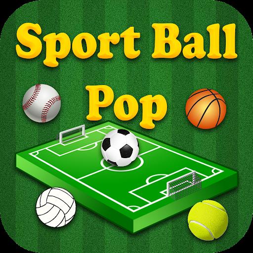 Sport Ball Pop