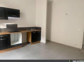 Appartement 2 pièces 33,91 m2