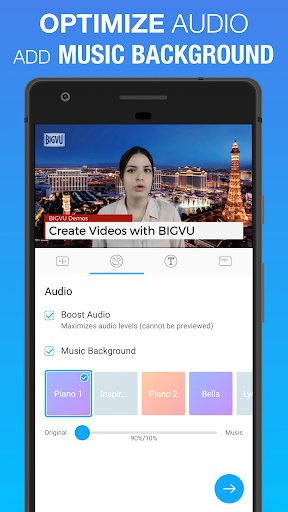 Teleprompter Pro: subtitles & titling video maker  screenshots 3