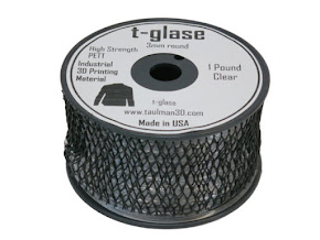 Taulman Clear T-Glase - 3.00mm (1lb)
