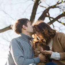 Wedding photographer Aleksandra Vorobey (AlexSamoylova). Photo of 01.10.2015