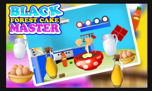 黒い森のケーキメーカー