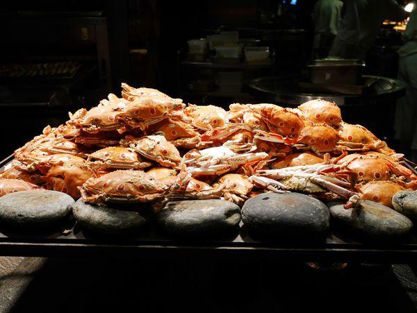 君品酒店雲軒西餐廳,吃不起龍蝦沒關係,下午茶時段菜色少量精緻化過過乾癮很可以。( 京站 / 台北轉運站 )