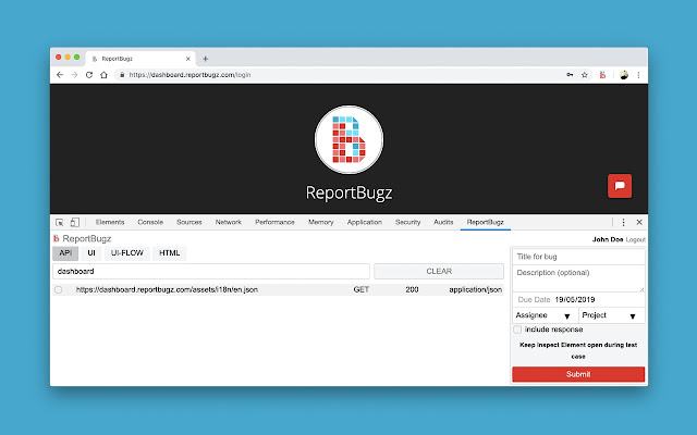 ReportBugz - Bug Reporting Made Easy