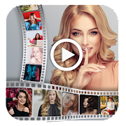 Photo Video Maker & text on videos: Video Editor
