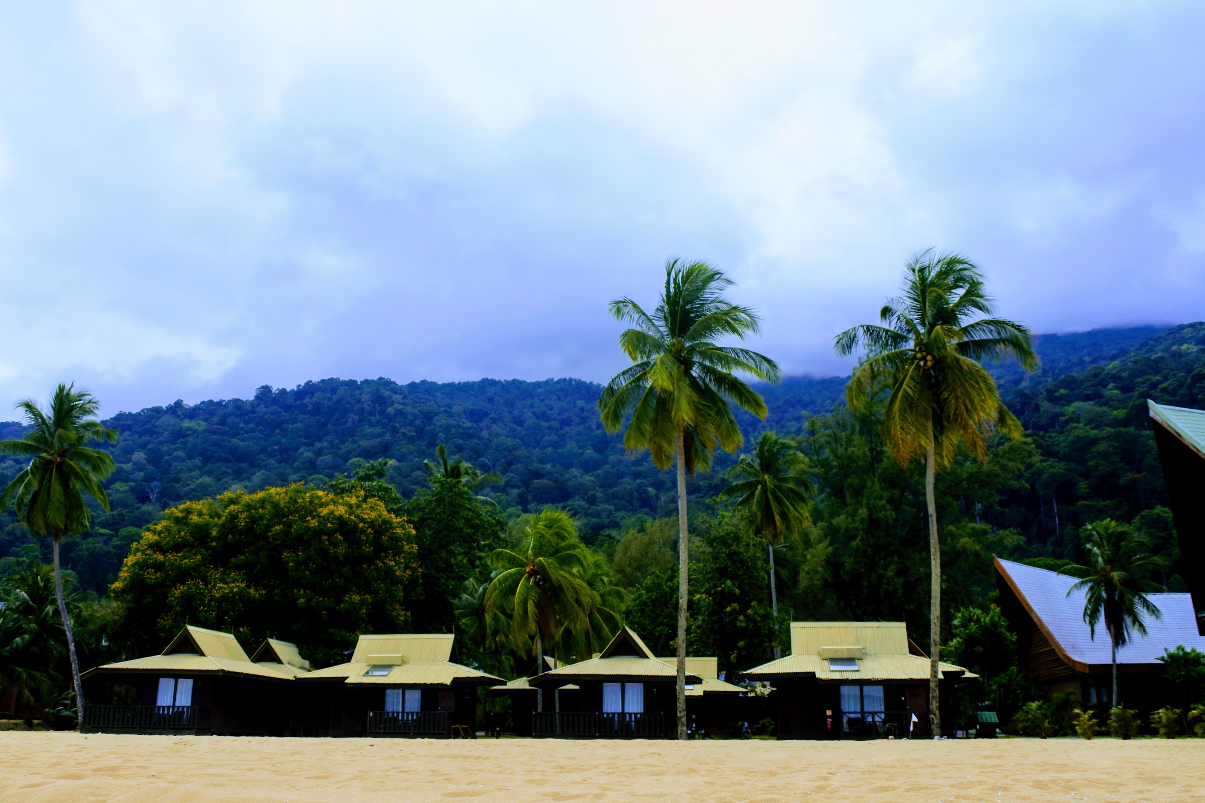 This is our honest review of Berjaya Tioman Resort